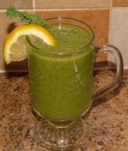 spinach green smoothie